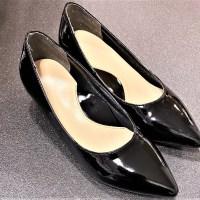 婦人靴 中敷き交換修理