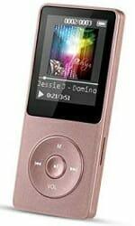 AGPTEK MP3プレーヤー