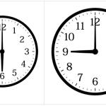 銀行預金と暗号通貨を比較 夕方6時と夜9時どちらが良いですか?