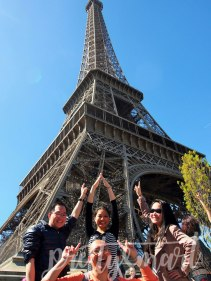 Paris2015-yumiang-Team-Elevate-to-the-Top