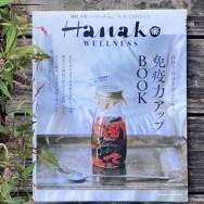 漢方・薬膳・マガジンハウス・hanako免疫力アップBook・薬膳酢・発酵食・酢