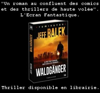 Le Waldganger, disponible en ebook et en version papier en librairie.