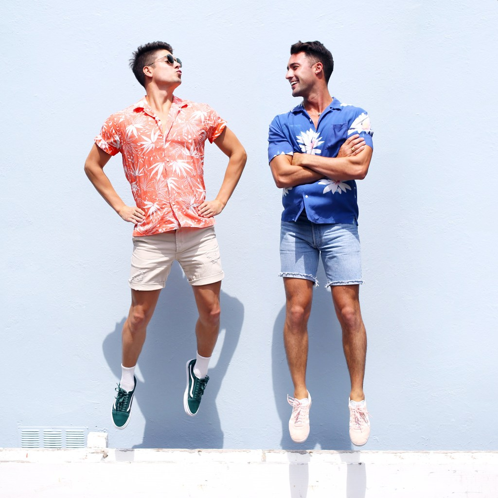 what to wear to FYF Fest in Los Angeles featuring Gitman Bros. Vintage and Double Rainbouu