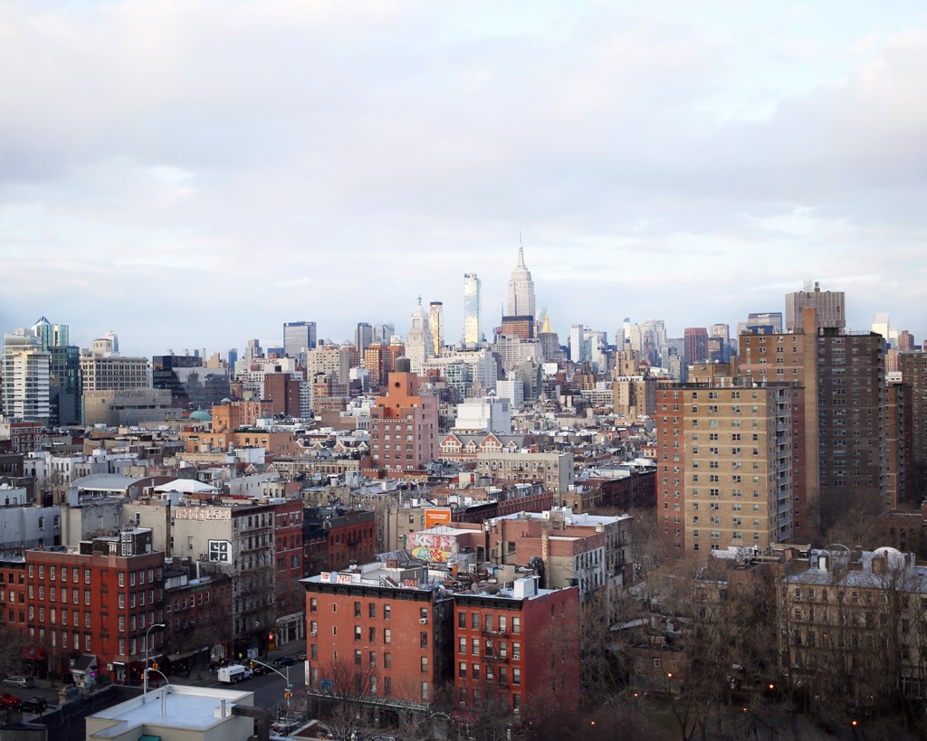 New York Hotels with great views