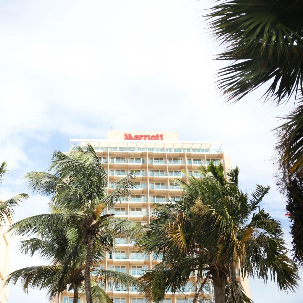 The Marriott San Juan, Puerto Rico