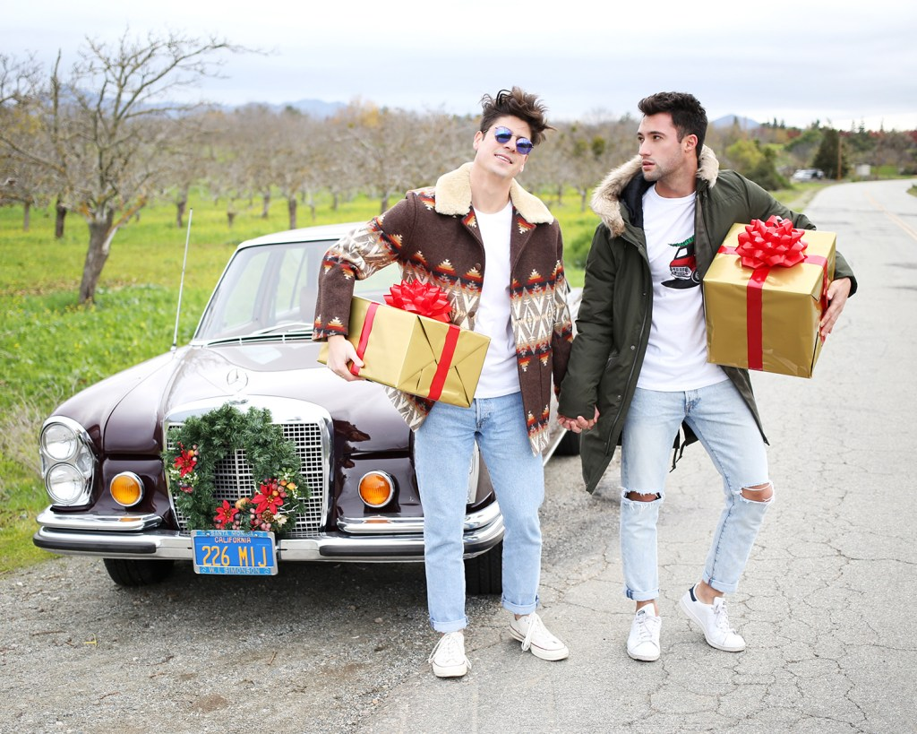 Yummertime selects winter coats for men