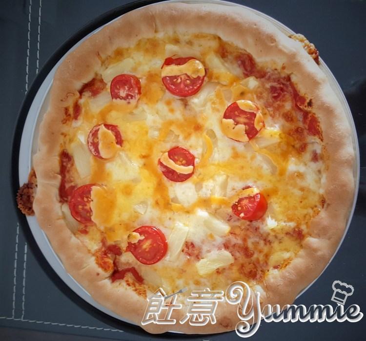 自家製芝心批PIZZA