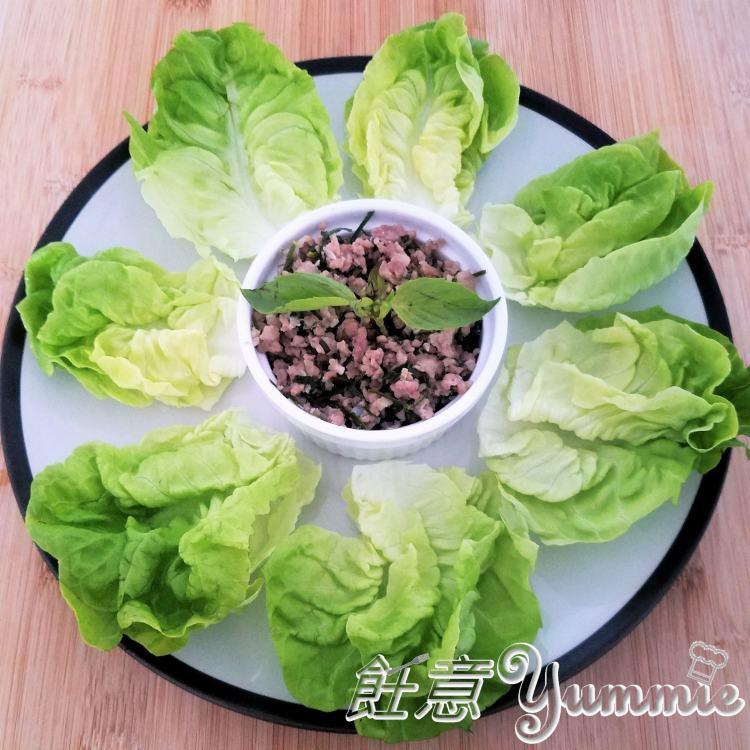 泰式生菜包