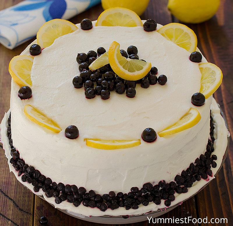 Yummiest Cake Ever