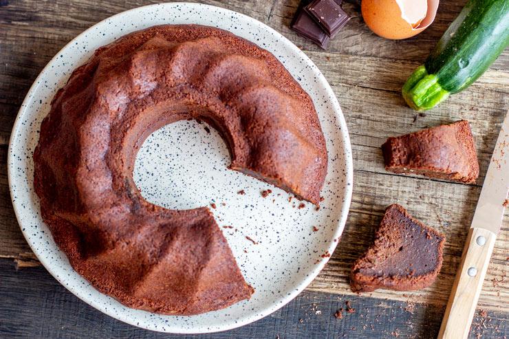 gateau au chocolat leger a l indetectable courgette