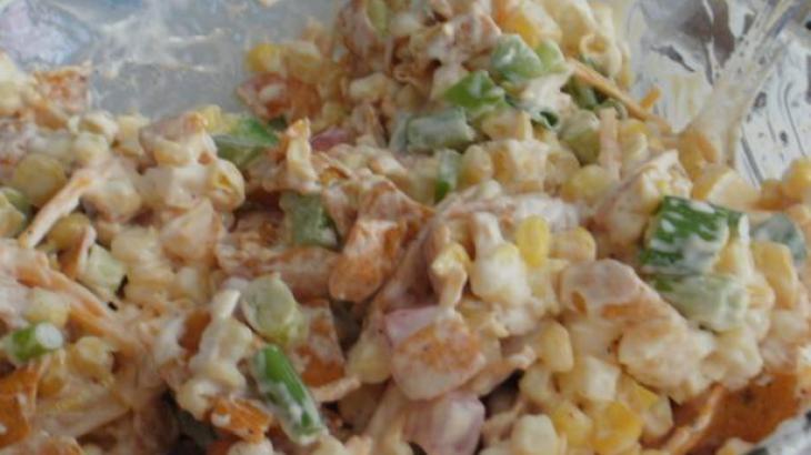 Chili Cheese Frito Salad Recipe