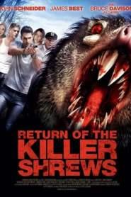 ฝูงแทะสยองโลก Return of the Killer Shrews (2012)