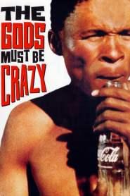 เทวดาท่าจะบ๊องส์ The Gods Must Be Crazy (1980)