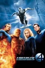 สี่พลังคนกายสิทธิ์ 2: กำเนิดซิลเวอร์ เซิรฟเฟอร์ Fantastic Four: Rise of the Silver Surfer (2007)