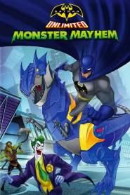 แบทแมน ถล่มจอมวายร้ายป่วนเมือง Batman Unlimited: Monster Mayhem (2015)