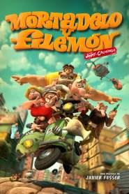 คู่หูสายลับสุดบ๊องส์ Mortadelo and Filemon: Mission Implausible (2014)