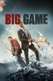 เกมล่าประธานาธิบดี Big Game (2014)