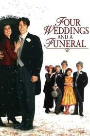 ไปงานแต่งงาน 4 ครั้ง หัวใจนั่งเฉยไม่ได้แล้ว Four Weddings and a Funeral (1994)