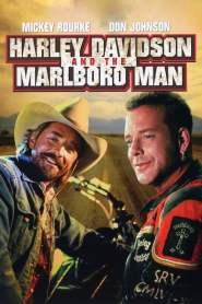 2 ห้าวหัวใจเหล็ก Harley Davidson and the Marlboro Man (1991)