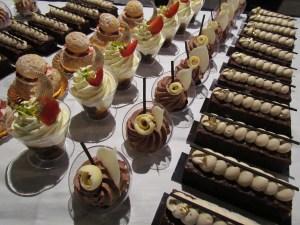 Western Desserts at Puratos