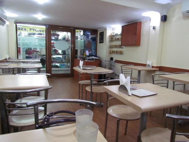 Dining Hall of Vanakkam