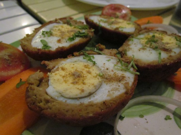 Nargisi Kabab