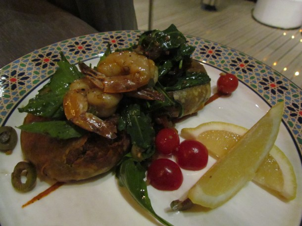 pastilla – 'Traditional Moroccan dish