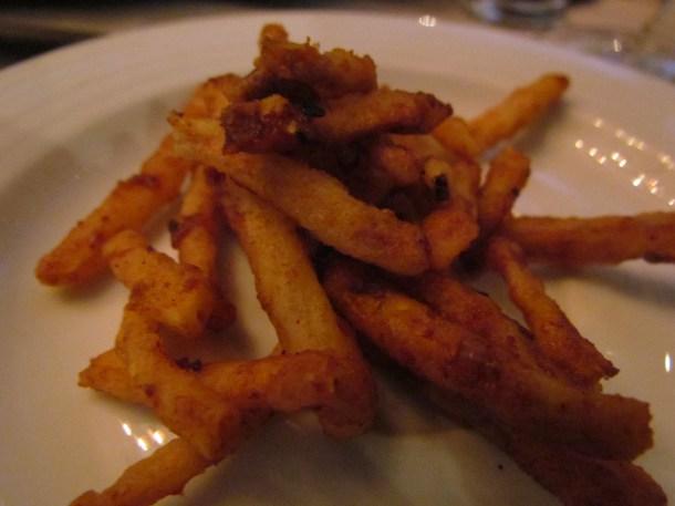 Sichuan crispy potato