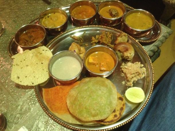 our thali