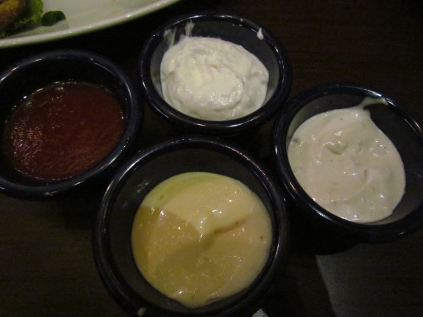 Four sauces