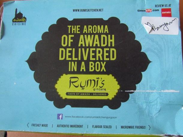 Rumi's kitchen