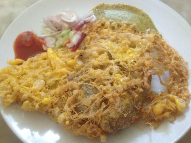 Fish kobiraji