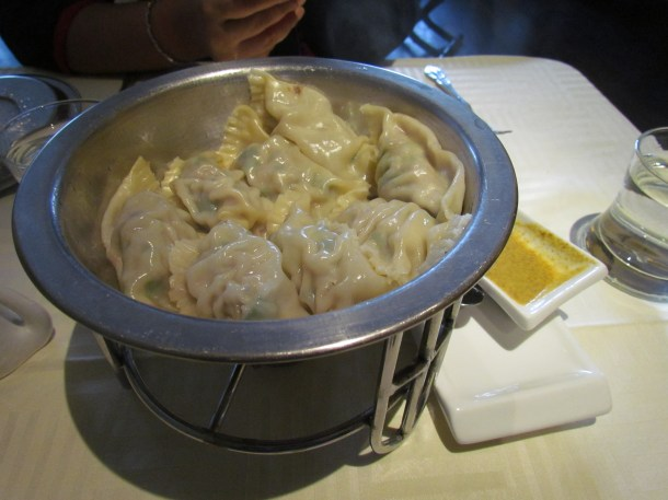 Steamed Shanghai Dumpling Pork