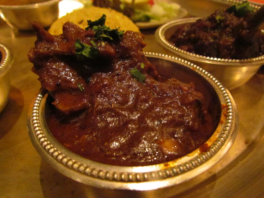 Marathi chicken curry