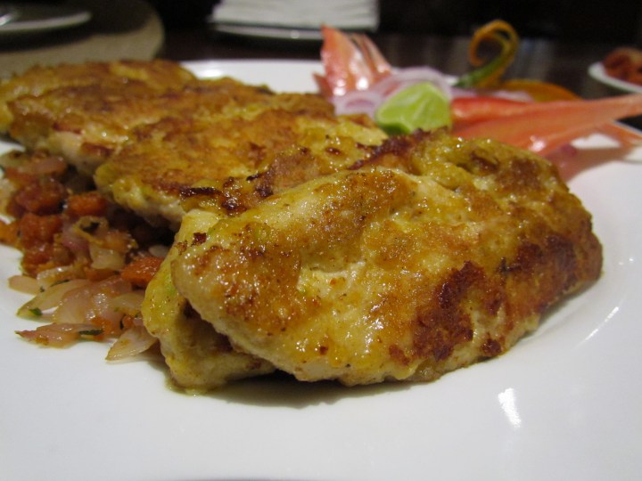 Anglo Indian Grilled Chicken