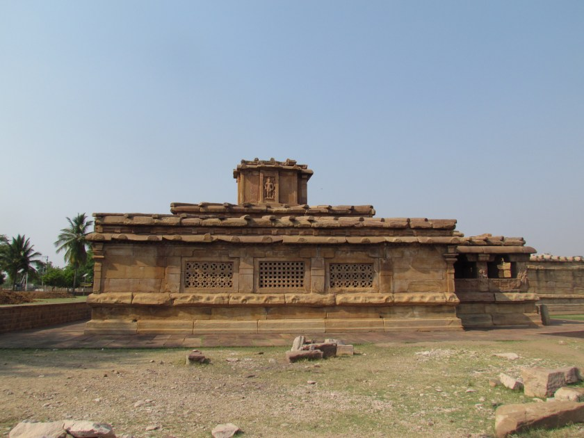 South Indian style temple