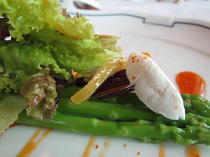 India room salad