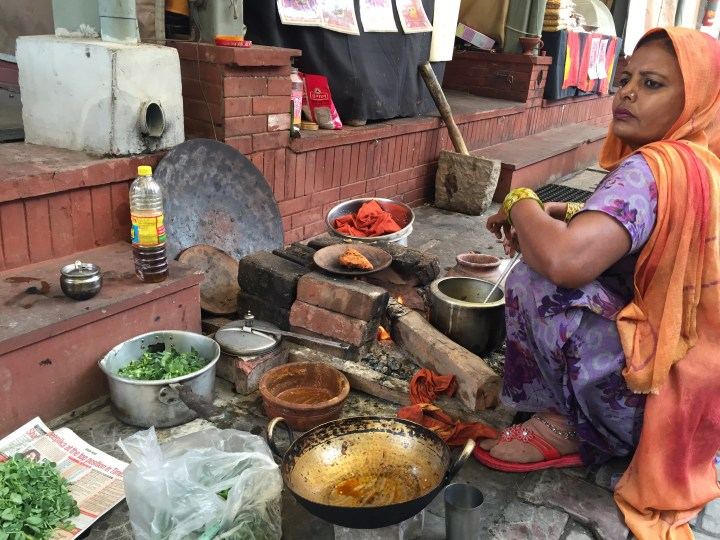 stall at nature bazaar