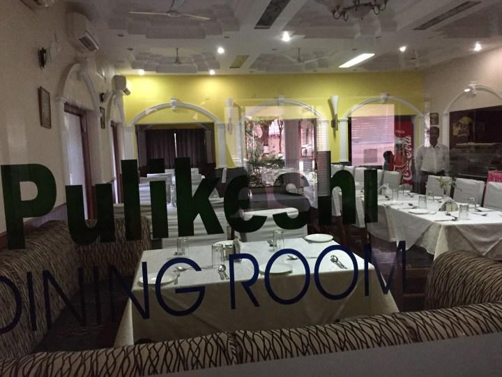 Pulikeshi Dining Room