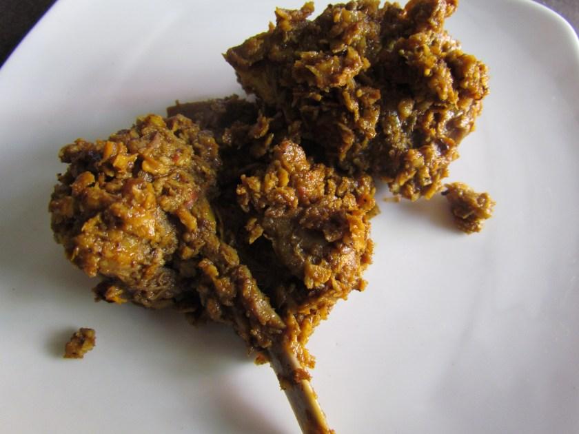 Mutton Sukka