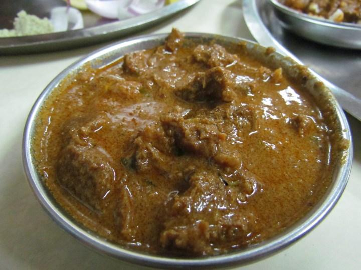 Sukka mutton