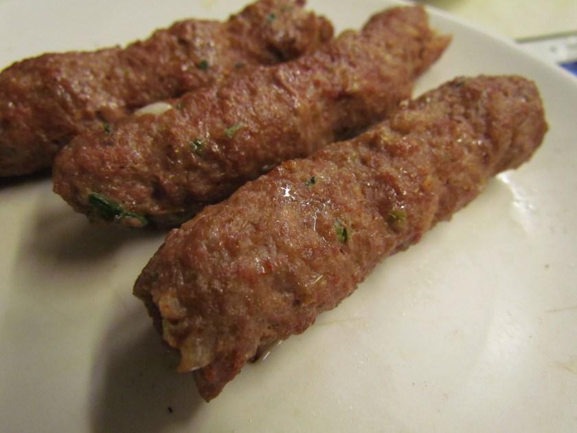 Mutton sheekh kabab