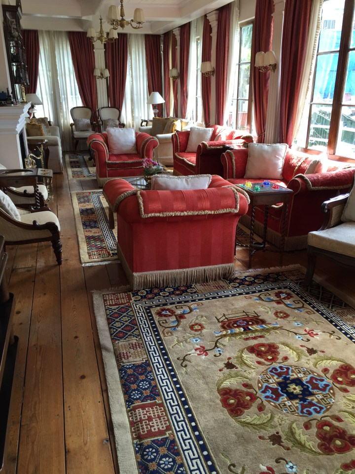 the elgin - lounge