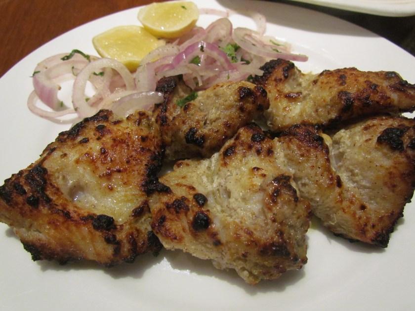 Dhakai fish tikka