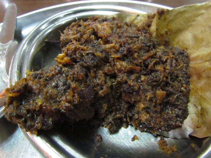 Patrapoda mutton