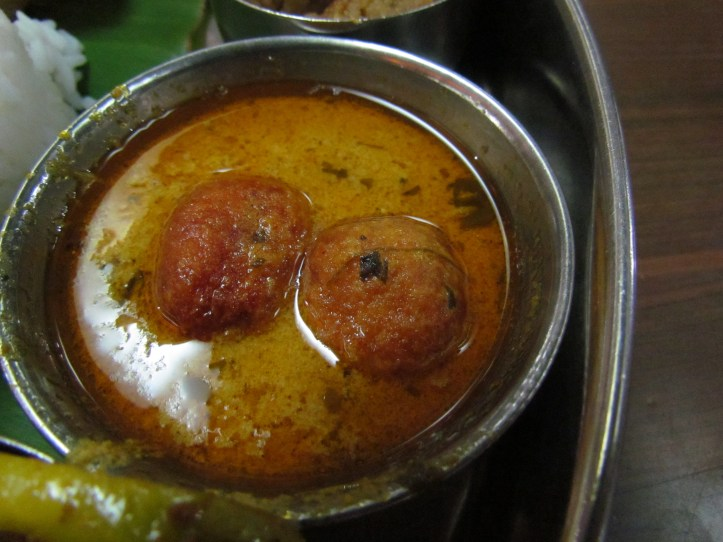 Chhena curry