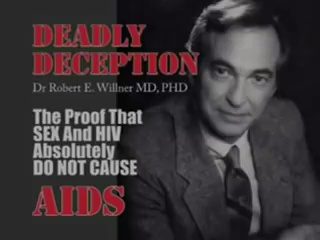 Deadly Deception Lecture – Dr. Robert E. Willner MD, PHD