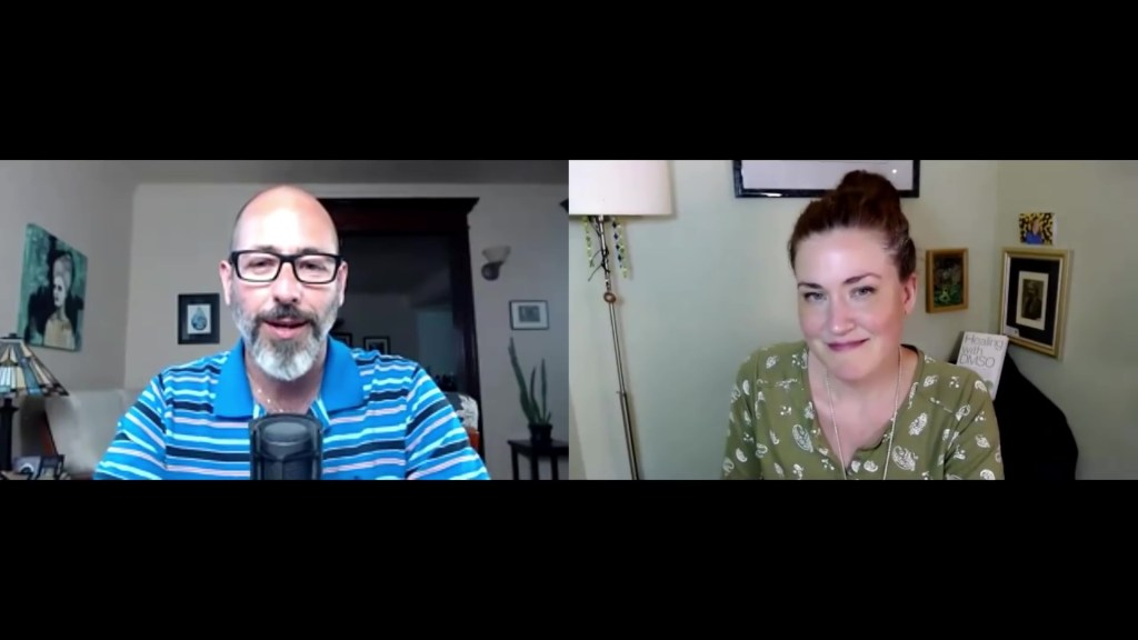 Dr. Andrew Kaufman and Amandha Vollmer – The Current Scientific Revolution and Gathering The Tribes