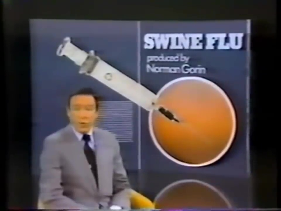 The Swine Flu Fraud of '76 – 60 Minutes – Problem, Reaction, Solution, Over and Over Again