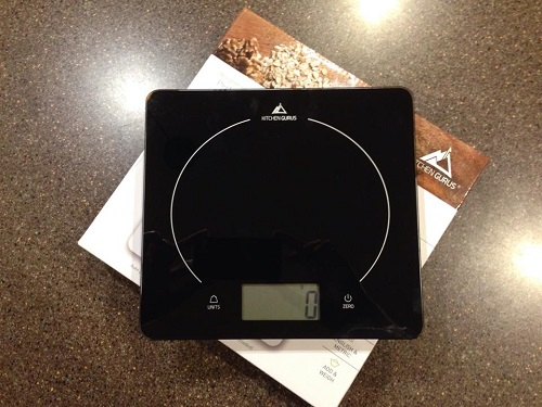 kitchen scale 5